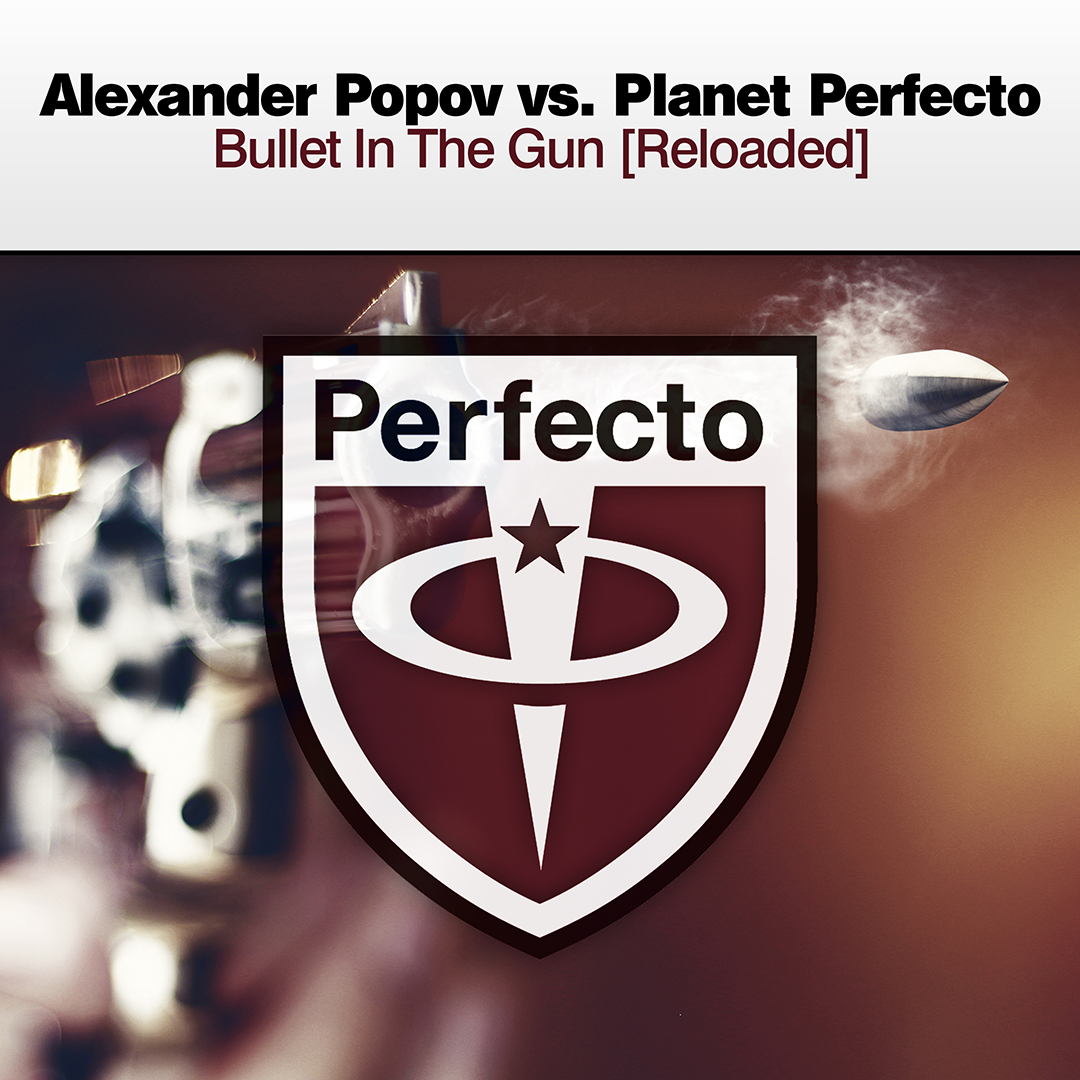 My rework of the classic track 'Bullet In The Gun' is out now on Perfecto Records